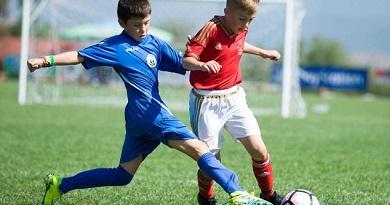 Децата и футболът
