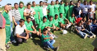 Победителите в ромския турнир с купата