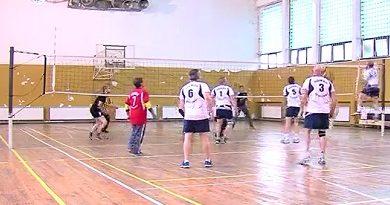 Работнически турнир по волейбол