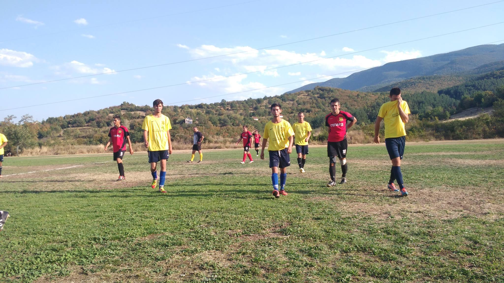 В Црънча Бенковски 2006 победи Тракия (Звъничево) с 4:0.