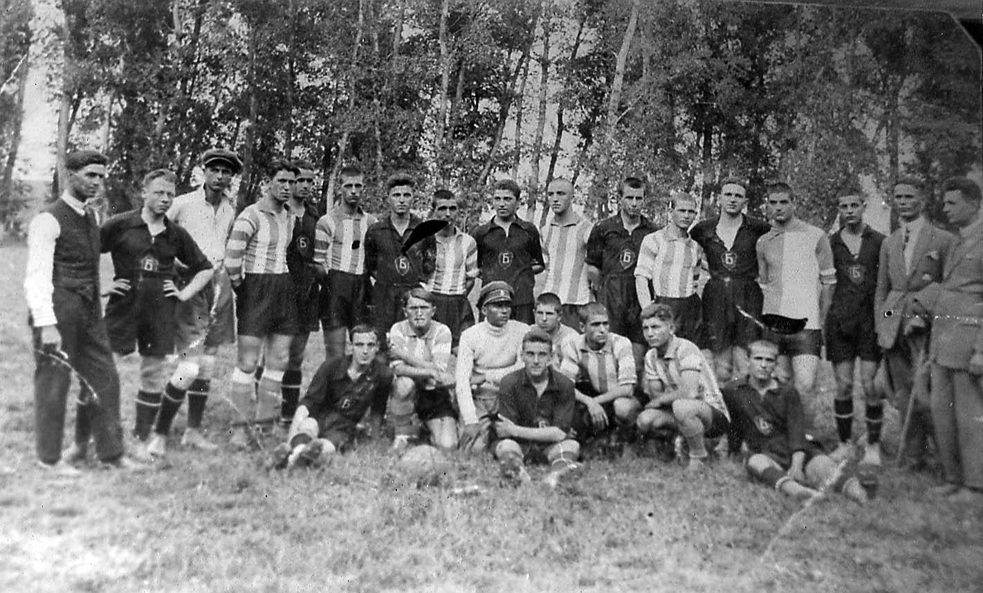 Ботев (Пазарджик) – Марица (Пловдив) 6:0 – приятелска среща на 2 юни 1926 г.