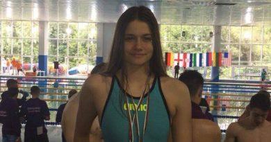 Камелия Стоименова спечели два медала при старшата