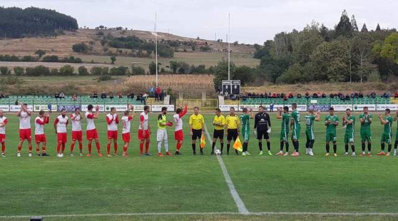 Оборище приема Ботев в мач от XI кръг на Трета лига