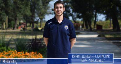 Кирил Донев: Очаквам да спечелим шампионата и купата