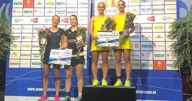 Сестри Стоеви спечелиха турнира в Холандия