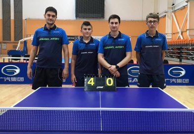 """Панагюрище е домакин на първия етап от """"Б"""" Републиканска група по тенис на маса"""