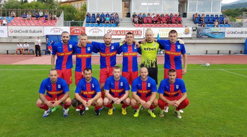 Борис Благоев е новият стар треньор на ФК Брацигово