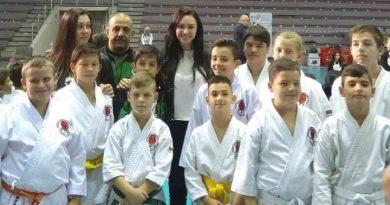 Успешен турнир за състезателите от отбора по Шотокан карате-до на СК Спартак 2014
