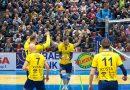 Хебър победи Левски на волейбол с 3:0 в Пазарджик и излезе първи
