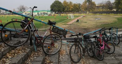 """Велосипедите винаги са на мода на стадион """"Бенковски"""""""