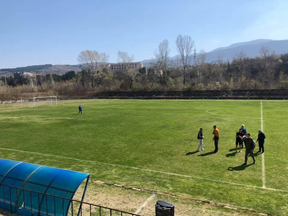 В дербито на изпадащите Марица (Белово) победи Ботев (Момина клисура) с 2:0.