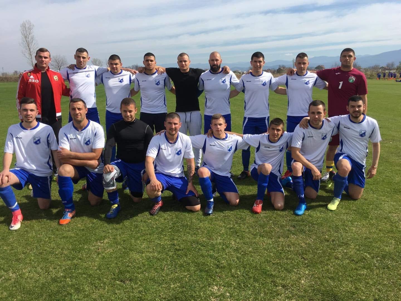 Отборът на Левски стана отбор на кръга след като вкара 8 гола в най-резултатния мач.
