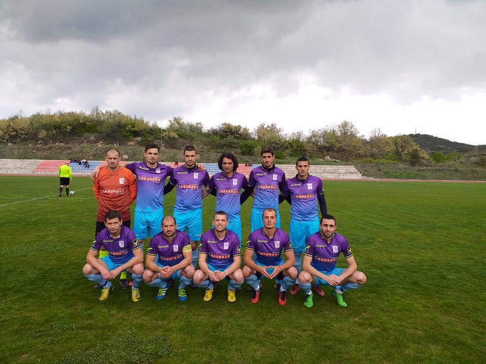 ФК Брацигово победи Тракиец (Главиница) с 3:1.