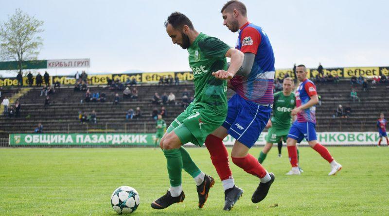 Руслан Иванов ще играе в Пирин