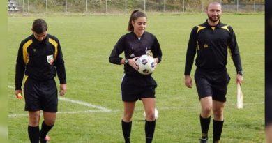 Кристина Георгиев ще дебютира в Трета лига утре