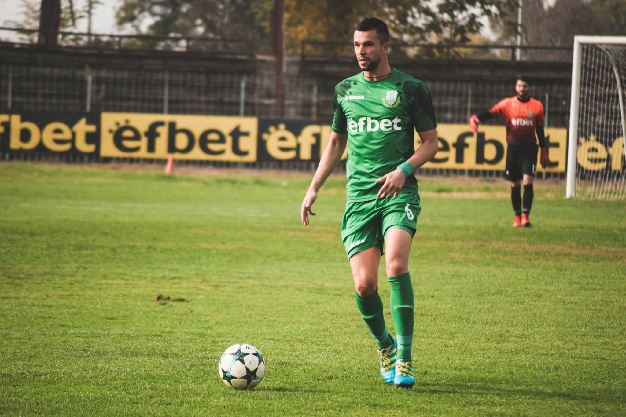 Бившият футболист на Септември (Симитли) и Чавдар (Етрополе) счупи крак на 24 октомври, но се очаква за следващия сезон да бъде на линия. Възстановяването му върви доста добре и вече е започнал да тренира с отбора.