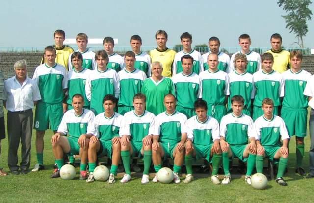 "Последните футболисти, играли за Хебър в ""Б"" група."