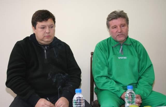 Воин Войнов се завърна за втори път начело на Хебър през есента на 2005 година.