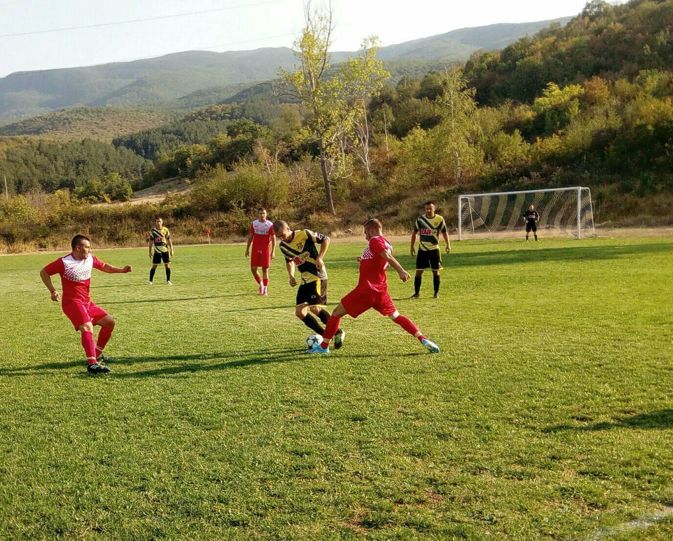 Свобода (Пещера) записа втора поредна победа с 5:0, този път срещу Бенковски 2006 (Црънча).