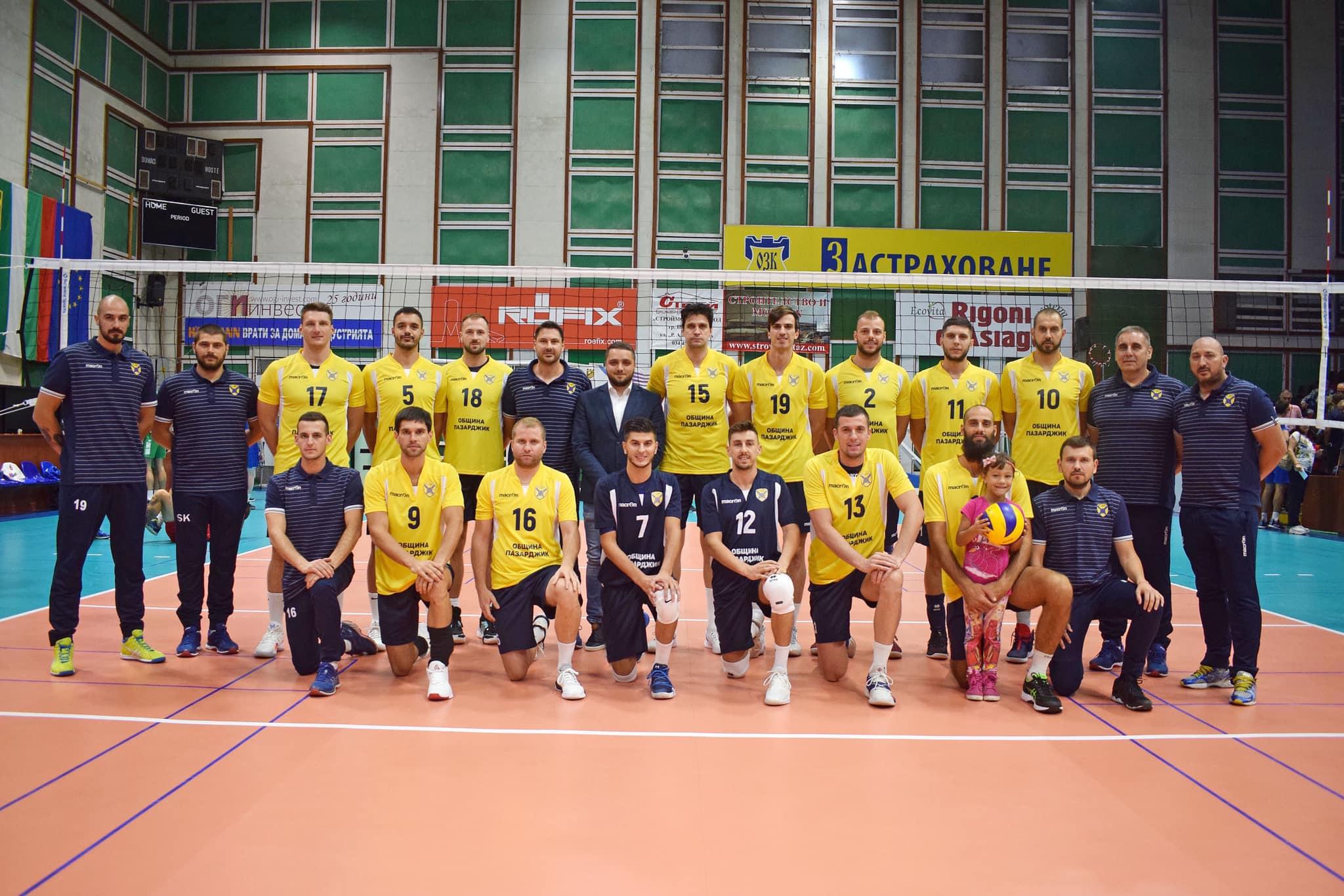 Отборът на Хебър, сезон 2019/2020