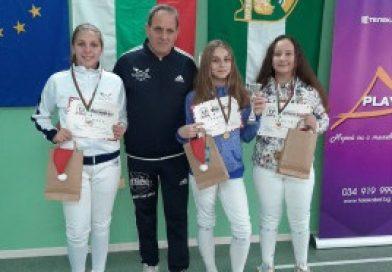Коледен турнир по фехтовка се проведе в Пазарджик