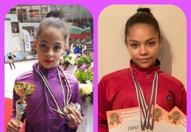 """Отлично представяне на първото състезание за 2020 година за гимнастичките на СКХГ """"Диляна"""""""