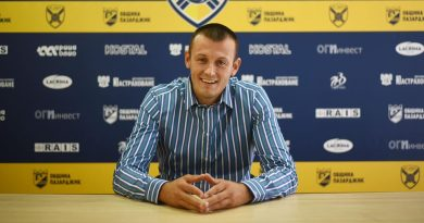 Стоян Самунев се завърна в Хебър