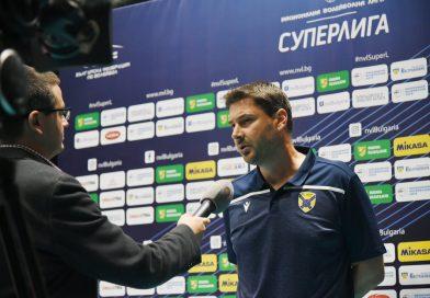 Атанас Петров е оптимист: Очаквам момчетата да покажат най-доброто