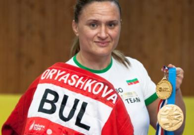 Мария Оряшкова е спортист номер 1 на Панагюрище