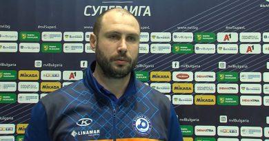 Треньорът на Дунав: Паднахме от най-добрите
