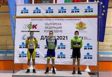 СКК Печенеги се връща с 12 отличия от Държавното по колездене в Пловдив