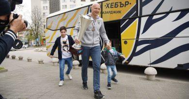 Иван Станев: Предизвикателството е голямо, надявам се на пробив в Европа