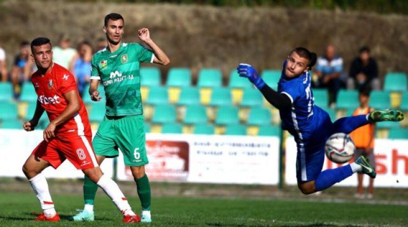 Стилиян Георгиев вдъхнови Оборище за победа над Ботев