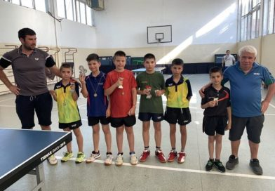 Тенисистите на СКТМ Панагюрище завоюваха призови места